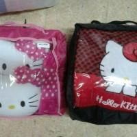 Sarung Jok Avanza Xenia Motif Hello Kitty/Keroppi/Minnie Mickey/Moo