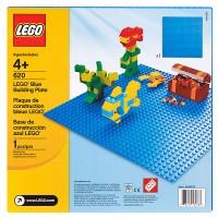 Original LEGO 620 CLASSIC Blue Building Plate (Baseplate)