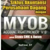 Menyelesaikan Siklus Akuntansi Perusahaan Dagang Dengan MYOB Account
