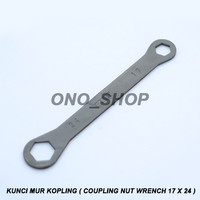 Kunci Mur Kopling ( Coupling Nut Wrench 17 x 24 )