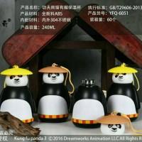 Jual Mug Termos Kungfu Panda ( karakter poo botol minum gelas mainan anak Murah