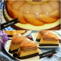 Puding regal home made