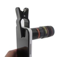 harga Mobile Phone Telescope Lens Camera Zoom Universal Mobile Optical 8x Tokopedia.com