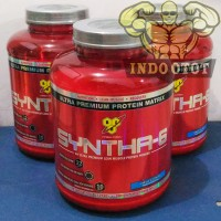 BSN Syntha-6 5 Lbs Suplemen Fitness Syntha-6 Whey Protein Blended 5Lbs