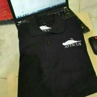 kaos kerah atticus/polo shirt/kaos berkerah