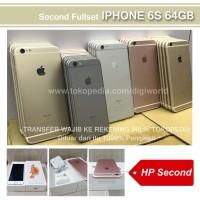 Second iPHONE 6 (es) 64GB | Fullset