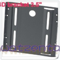 SSD Mounting Bracket 2.5 Inch To 3.5 Inch - Black