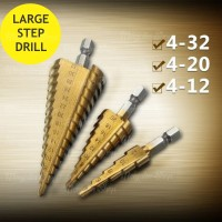 Step Drill Bit 32mm