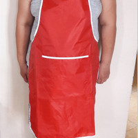 Celemek Anti Air / Waterproof Apron