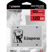 Kingston SSD SUV400 120GB. Garansi Resmi 3 Tahun Diskon