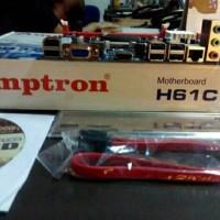 Motherboard Amptron H61 DDR3 LGA 1155