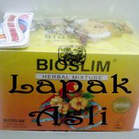 Harga promo teh bioslim pelangsing herbal alami | Pembandingharga.com