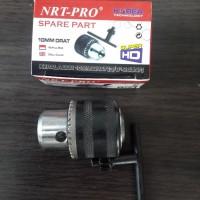 """Kepala Bor 10mm Drat 3/8"""" NRT-PRO Terlaris"""