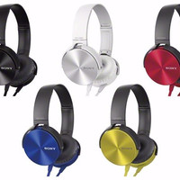 HeadPhone Sony Extra Bass Premium