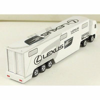 Promo Tomica Long LEXUS GAZOO Racing Transporter Toyota Toys R Us Excl