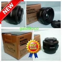 YONGNUO Lensa 50mm 1.8 For Canon