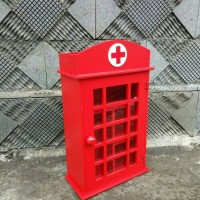 Jual PROMO SPEKTAKULER!!! Kotak Obat P3K kayu Murah