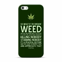 CUSTOM CASE/ CASING WEED RASTA IPHONE SAMSUNG DLL MURAH
