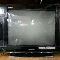 Tv Polytron 52uv222 - Tv Tabung Polytron 52 Uv222 - Polytron 21 Inch