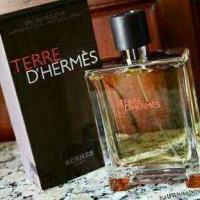 100% Original Eropa Parfum Terre de Hermes EDT 100 Ml