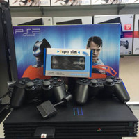 Sony Playstation 2 ( PS2 / PS 2 ) Fat Mcbooting Hdd Eksternal 40GB