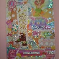 Kartu Aikatsu Premium Aurora Fantasy seri 4 shoes