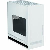 SilverStone SST-FT05S-W - Fortress Midi Tower SSI-CEB ATX Case Silver