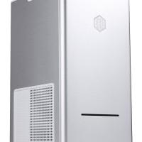 SilverStone SST-FT03B - Fortress Mini Tower Micro ATX Case Silver