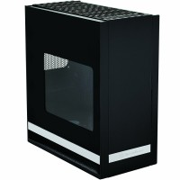 SilverStone SST-FT05B-W - Fortress Midi Tower SSI-CEB ATX Case