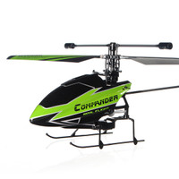WLtoys V911-1 2.4G 4CH RC Helicopter New Plug BNF Green