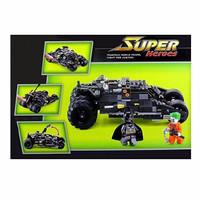 Lego Mobil Batman Batmobile Batman Tumbler Decool 7105