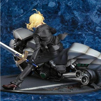 Japanese Anime Fate Zero Fate Stay Night Saber lily Motored Cuirassier