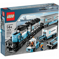 LEGO 10219 Exclusive: Maersk Train