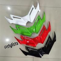 Winglet Ninja 250 fi aksesoris motor murah