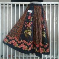 celana kulot cutbrey batik hap motif sogan
