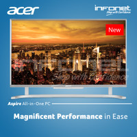 "Acer Aspire C22-760 All In One PC (Core i3/21.5"" FULL HD/Windows 10)"
