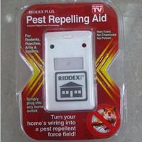 Harga riddex pest controller pengusir tikus serangga tanpa | Pembandingharga.com