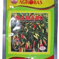 Benih Bibit Tanaman Cabai Lombok Cabe Rawit Putih SAMARU [10gr]
