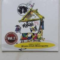 CD WARKOP DKI (DONO KASINO INDRO) - WARUNG KOPI PRAMBORS VOL.2