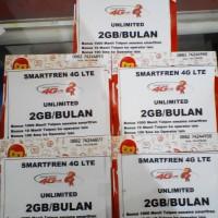 paket smartfren 4G Unlimited 2 GB/Bln
