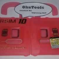 RSim R Sim R-SIM 10 for iPhone 4s/5/5c/5s/6/6 Plus IOS 8