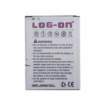 Log On Battery Bolt Slim2x