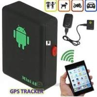 Pelacak otomatis Gps Tracker GPS Mini A8
