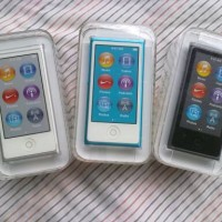 Ipod Nano 8th 16gb GOLD edition New Istimewa