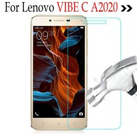 Tempered Glass Lenovo Vibe C A2020 ( Screen Protector Anti gores Kaca)