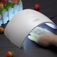 Pengering Kutek Gel UV Led nail lamp otomatis Pengering kuku