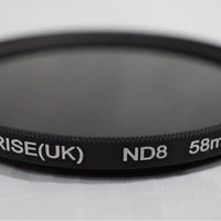 58mm Nd 8 - Rise Uk Neutral Density Nd8 Filter 58 Mm