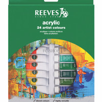 SPECIAL Reeves 24 Acrylic Color Set