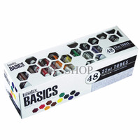 DISKON Liquitex BASICS Acrylic Paint Tube Set 48