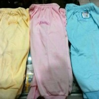 Celana panjang bayi model kaki buka Kazozo minimal 3 pcs